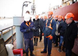 перевірка корабля