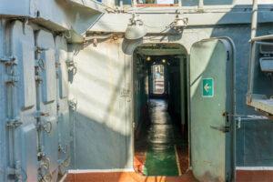 коридор корабля